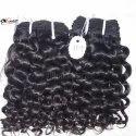 Deep Curly Wholesale Machine Weft Hair