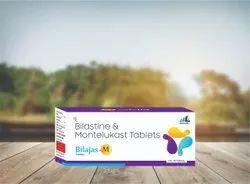 Bilastine Montelukast Tablets