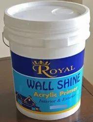 Royal Wall Shine Wall Primer 4 L