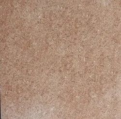 Glossy Square Brown Digital Vitrified Floor Tile, Thickness: 12 mm