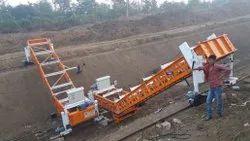 Automatic Canal Paver Machine