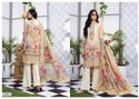 Fancy Lawn Cotton Pakistani Salwar Suit