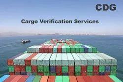 Cargo Verification Services