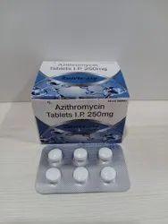 Zutris-250 Azithromycin 250mg Tablets, 60 Tablets