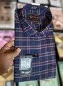 Mens Check Formal Shirt