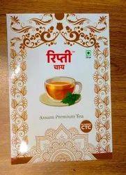 Laminated Tea Pouch
