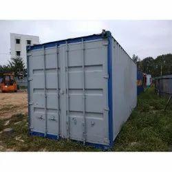 Modular Cargo Container