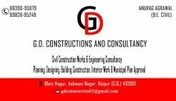 Commercial Building Residential Area Civil Construction Consultancy Services, Pan India
