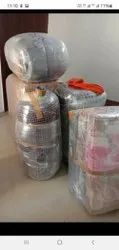 Corporate Factory/Industrial Wood Household Goods Packaging Service, in Boxes/HDPE, pan india