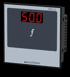 FRQ-11 Single Phase AC Panel Meter