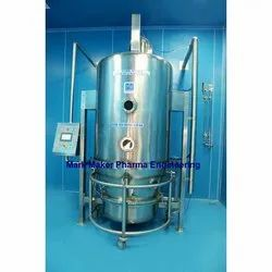 Stainless Steel Fluid Bed Dryer For Pharmaceutical, Batch Size: 5 Kg To 500 Kg