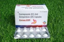Esmac - DSR (Esomeprazole 40 mg & Domperidone 30 mg Cap)