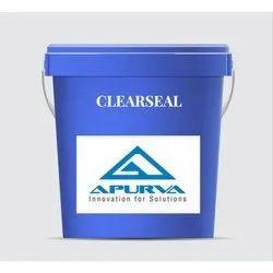 Elastomeric Waterproof Decorative Coating System- Clearseal