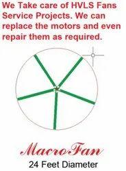 Hvls Fan Repairing Services