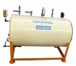 Electric 100 kg/hr Mild Steel Steam Generator