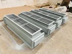 Jacket Type Cooling Coil
