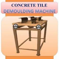 Concrete Tile Demoulding Machine