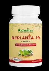 Replanza-19 Immunity booster Capsule