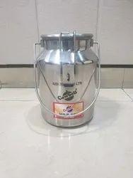 S.S Milk Can Lockable 5 Ltr.