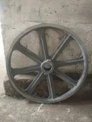 Thresher CI helper Wheel