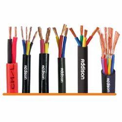 PVC Insulated Round Flexible Copper Cable, 3 Core