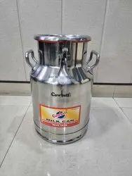 S.S Milk Can Locking Type 20 Ltr.