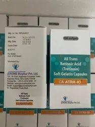 All Trans Retinoic Acid Soft Gelatin Capsules