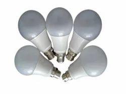 Ceramic Round 6 W DC LED Bulbs