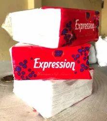 Color: White Double Ply Paper Napkin, Box