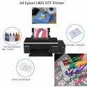 A4 Epson L805 DTF Printer