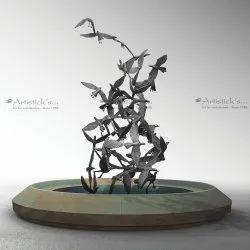 Sai Baba Sculpture