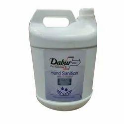 Dabur Alcohol Based Hand Sanitizer, 5 Ltr