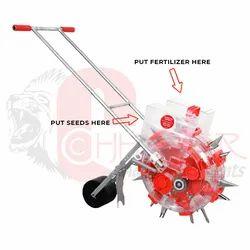 Manual Seeder Cum Fertilizer