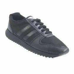 035 Black Unistar Footwears