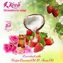 Strawberry 3 in 1 Soap