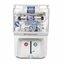 New Aqua Grand Plus RO+UV+UF+TDS Control Water Purifier, 14 L