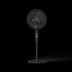 Crompton  High Speed Torpedo Pedestal fan