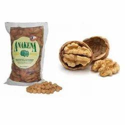 Chile Anakena In-Shell Walnut Jumbo, Packaging Type: Vacuum Bag