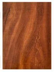 Wooden Brown PVC Vinyl Flooring, Thickness: 0.50mm
