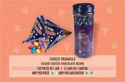 Choco Triangle Beans