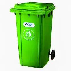 240升工业轮式垃圾桶