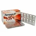Ferrous Ascorbate Folic Acid And Zinc Sulphate Tablet