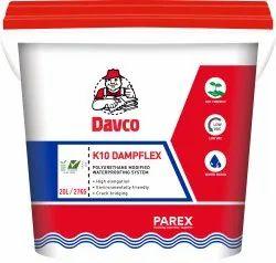 Hybrid PU Waterproofing Compound-K10 Dampflex (ParexGroup)