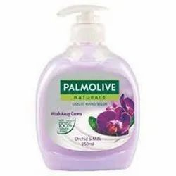 Palm Olive Handwash, Packaging Size: 250ml
