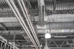 AC Ducting erection Fabrication Service