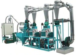 Mild Steel Flour Mill Plant Fitting Services, Pan India