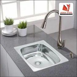 Single Bowl SS Kitchen Sink