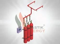 Synergy Fk-5-1-12 Clean Agent Fire Extinguishing System