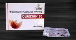Itraconazole 100 Mg & 200 Mg Capsule