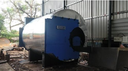 Coal Fired 4000 kg/hr Steam Boiler, IBR Approved